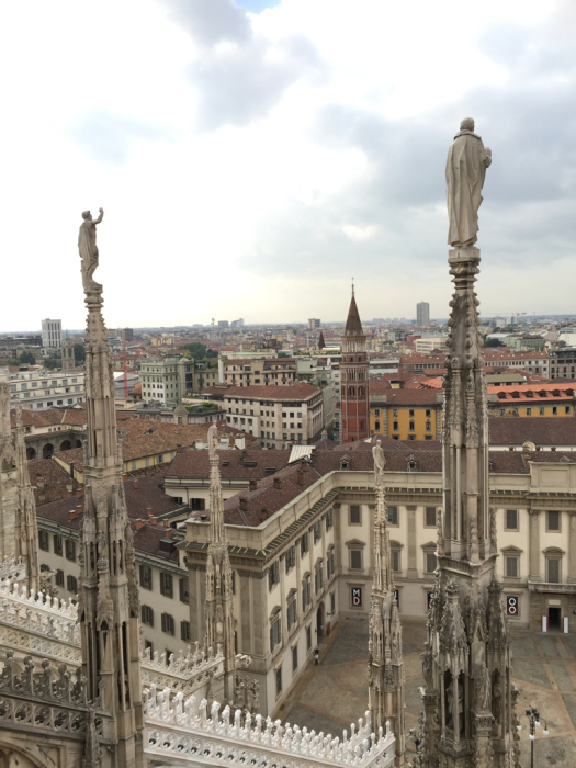 ミラノ大聖堂。_c0175022_21231053.jpg