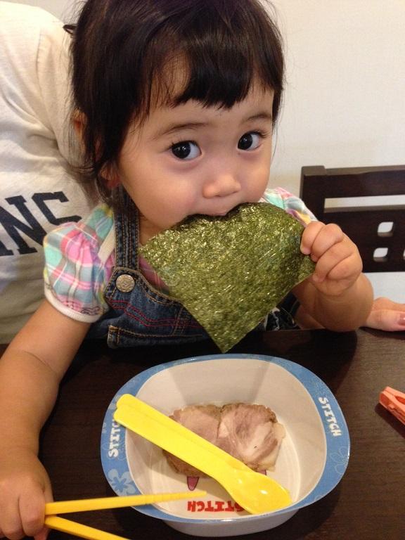 横浜家系ラーメン「黒帯」 食ブログ♪_f0191324_98388.jpg
