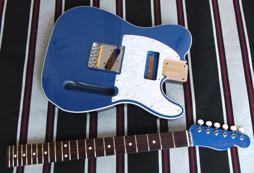「Winning Blue MetallicのStandard-T」の塗装が完了!_e0053731_1513191.jpg