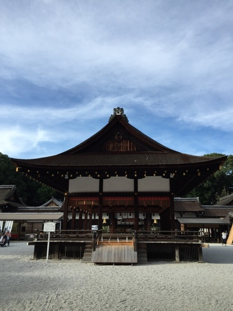 blog:鴨川のほとりを #京都_a0103940_12375698.jpg