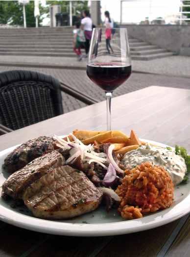 タラマサラダでギリシャの気持ち Tarama Salad Feeling Greece_d0047851_01545100.jpg