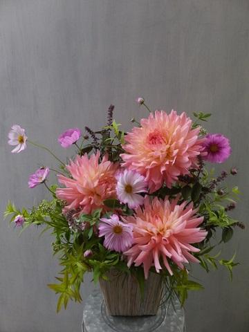 オークリーフ(敬老の日におすすめの花)_f0049672_1515914.jpg