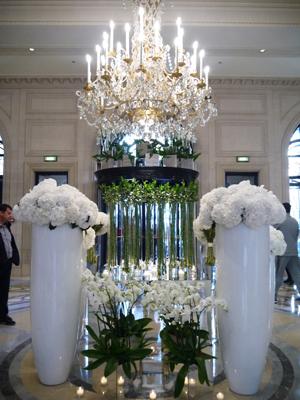 Four Seasons Hotel George V Paris ♪_d0113182_0303198.jpg
