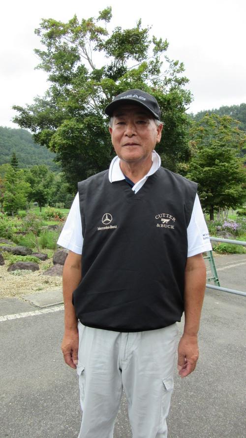 2015第11回パークゴルフ定期大会優勝者インタビュー_b0219993_841076.jpg