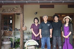 ②工房=鳥取県・福光窯(ふくみつがま)さんへ_f0226293_754423.jpg