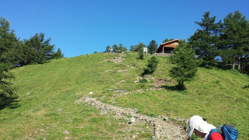 雲取山に行きました。_a0240026_18162127.jpg