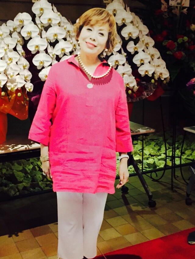 上沼恵美子さん コンサート_c0223630_18343489.jpg