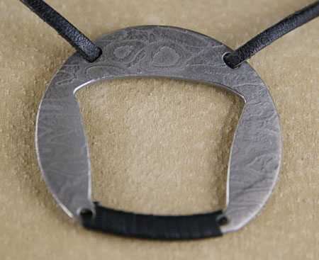 Say-oH 新商品 ー Damascus Eye Ring_b0202950_8341558.jpg