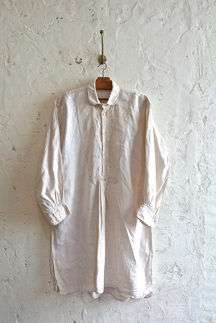 Linen&Hemp old grand-pa shirts_f0226051_1619510.jpg