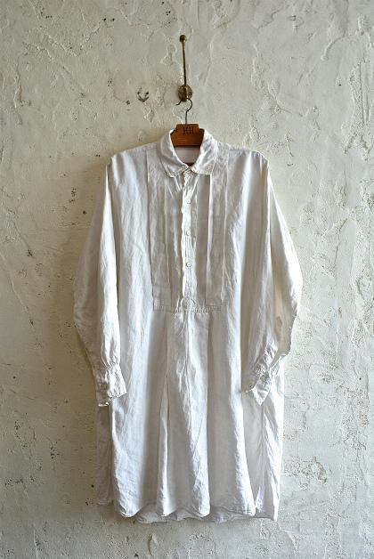 Linen&Hemp old grand-pa shirts_f0226051_16445651.jpg