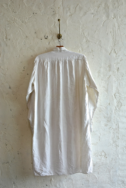 Linen&Hemp old grand-pa shirts_f0226051_16462993.jpg