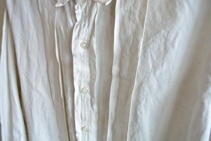 Linen&Hemp old grand-pa shirts_f0226051_16482857.jpg