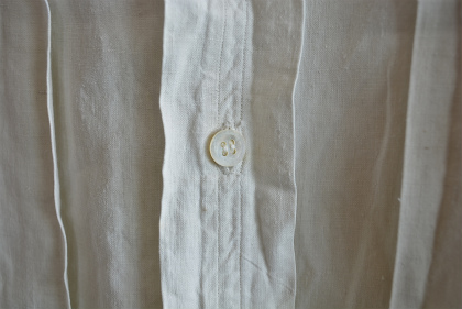 Linen&Hemp old grand-pa shirts_f0226051_16503394.jpg