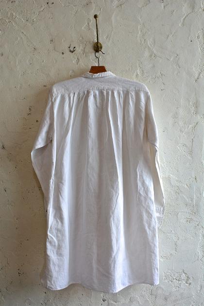 Linen&Hemp old grand-pa shirts_f0226051_16545814.jpg