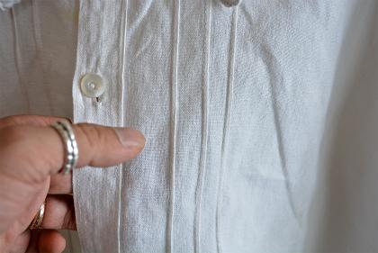 Linen&Hemp old grand-pa shirts_f0226051_16565710.jpg