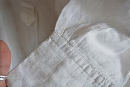 Linen&Hemp old grand-pa shirts_f0226051_16575450.jpg