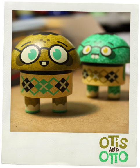 Otis & Otto - Yellow/Green Colorway by Scott Tolleson_e0118156_1742974.jpg