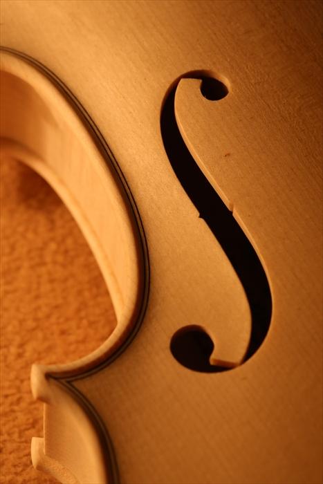 ホワイトヴァイオリン、秋に向けて。_d0047461_555927.jpg