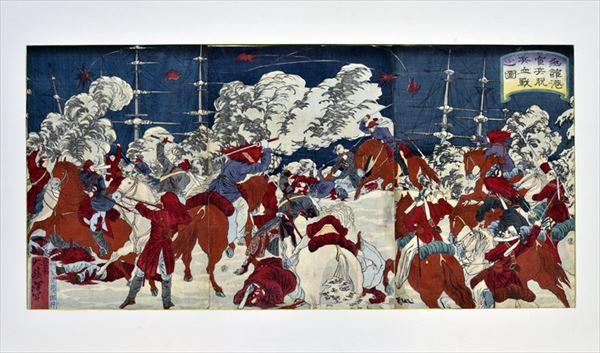 第4回アドベントカレンダー(8日目) 「箱館戦争を描いた錦絵」_f0228071_14475848.jpg