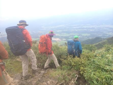 ガイド研修で大山へ!_f0101226_21595419.jpg