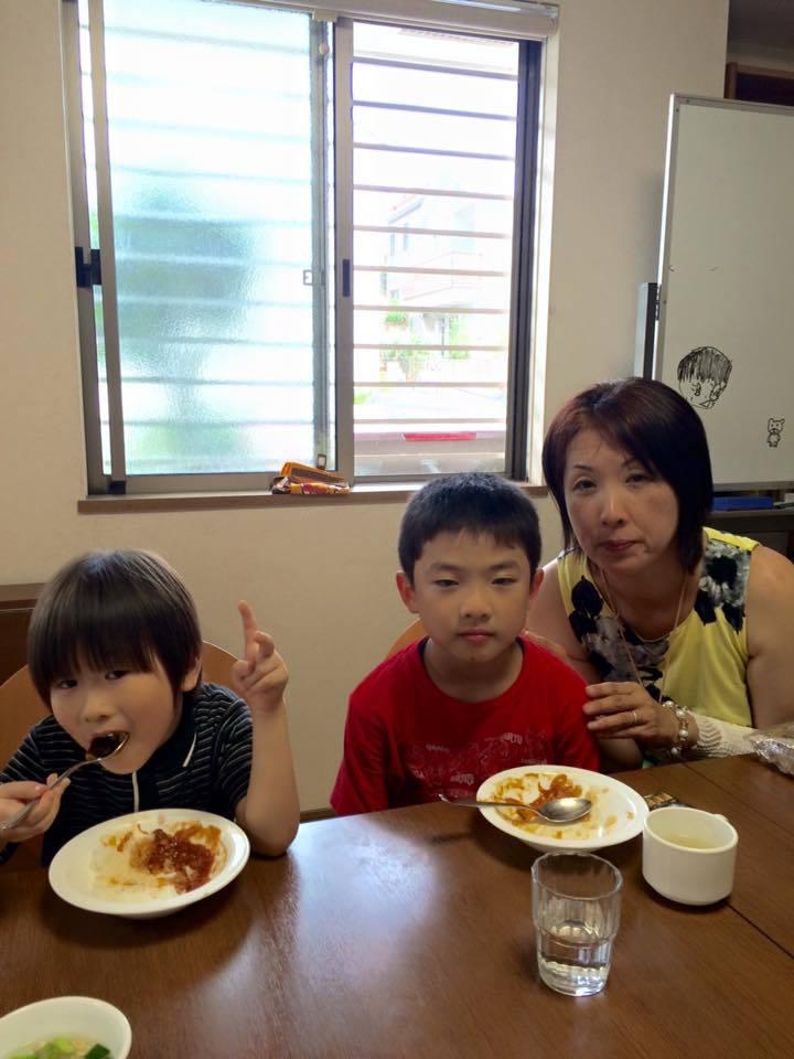 親子クック in 東京。_b0303643_20024342.jpg