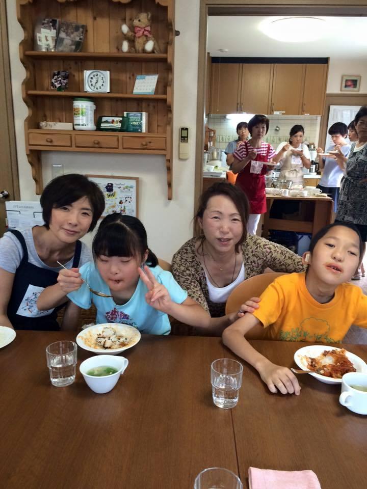 親子クック in 東京。_b0303643_20030793.jpg