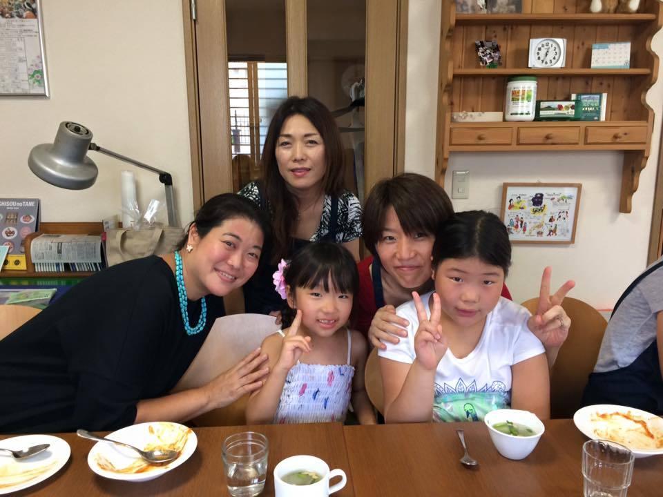 親子クック in 東京。_b0303643_20031866.jpg