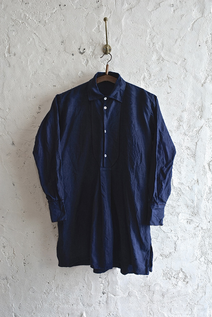 linen&hemp grand-pa shirts over dyed_f0226051_17345875.jpg
