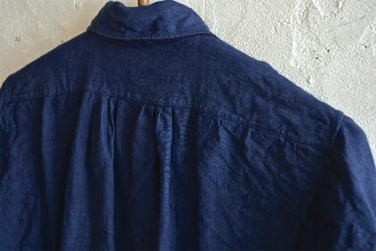 linen&hemp grand-pa shirts over dyed_f0226051_17412497.jpg