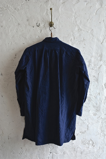 linen&hemp grand-pa shirts over dyed_f0226051_1741537.jpg