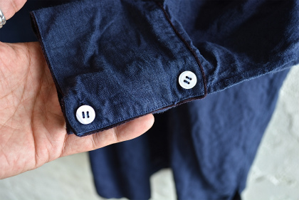 linen&hemp grand-pa shirts over dyed_f0226051_17433897.jpg