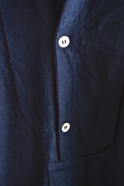 linen&hemp grand-pa shirts over dyed_f0226051_17435730.jpg