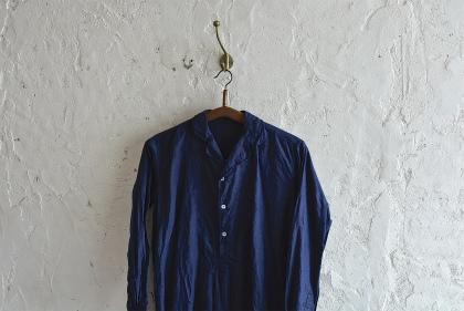 linen&hemp grand-pa shirts over dyed_f0226051_1844633.jpg