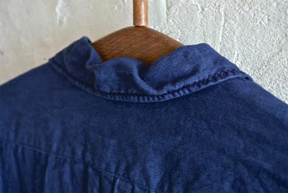 linen&hemp grand-pa shirts over dyed_f0226051_1852581.jpg