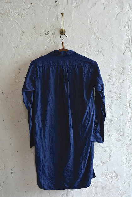 linen&hemp grand-pa shirts over dyed_f0226051_185520.jpg