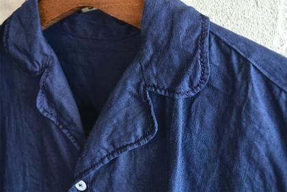 linen&hemp grand-pa shirts over dyed_f0226051_186476.jpg