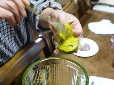 香り高き柚子(ゆず) 柚子の匠!生産農家さんが作る手作り「柚子こしょう」のレシピ!!_a0254656_1881458.jpg