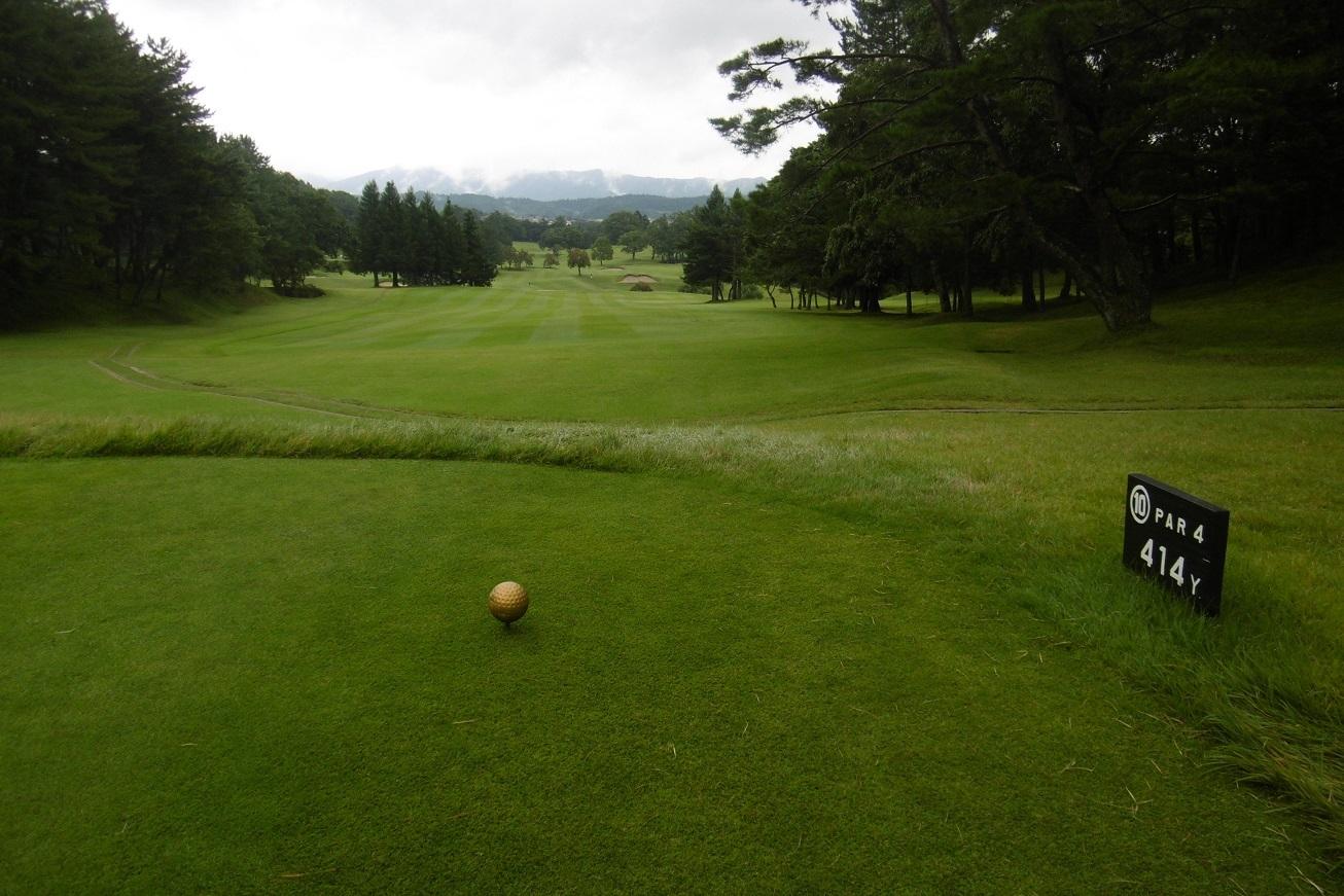 雨のち曇り空のゴルフ_f0205367_22444469.jpg
