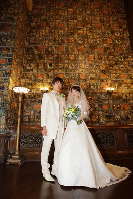 結婚式データ と 安定期・期間限定撮影のお知らせ★_b0123371_871117.jpg