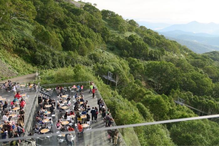 北海道 夏旅 Day4 雲海テラス_c0116778_20044137.jpg