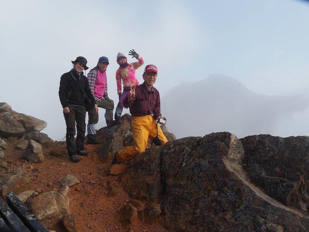 紅葉登山で驚きの出会い、9月16日_f0138096_1053195.jpg