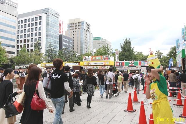 富良野オムカレーとさっぽろオータムフェスト_a0158797_23104016.jpg