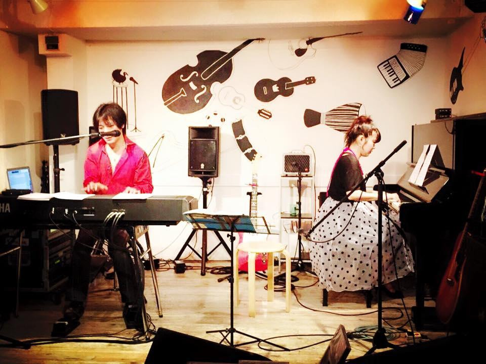 キナちゃんねるLIVE16 guest:河野啓三(keyboard from T-SQUARE)_f0115311_15441031.jpg