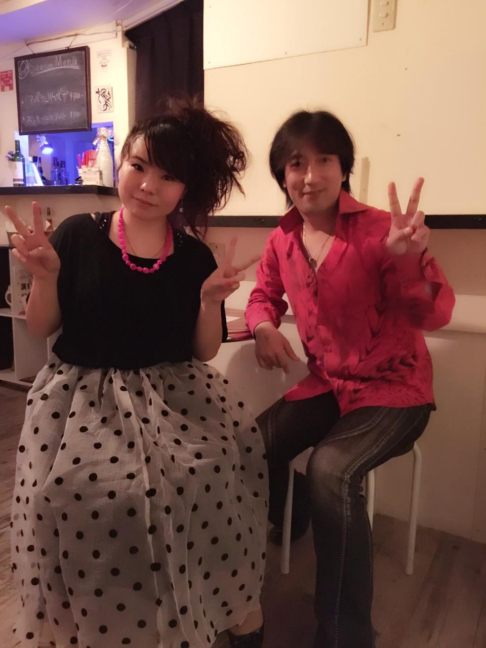 キナちゃんねるLIVE16 guest:河野啓三(keyboard from T-SQUARE)_f0115311_23102916.jpg