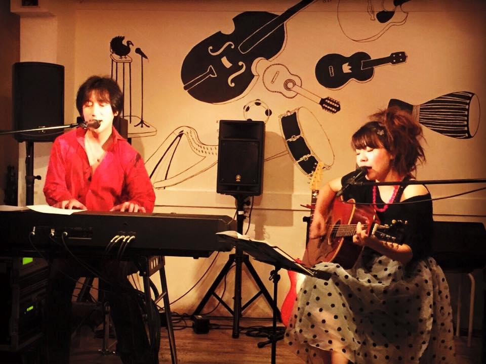 キナちゃんねるLIVE16 guest:河野啓三(keyboard from T-SQUARE)_f0115311_2352437.jpg