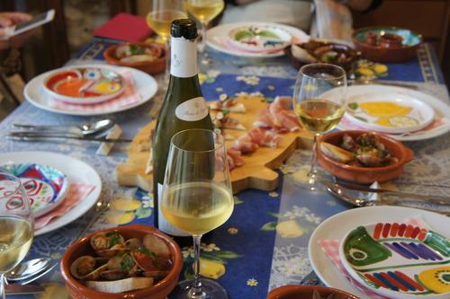 【ナポリ料理を習ってきました】_f0215714_1733831.jpg