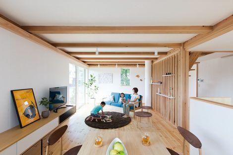 「木造ドミノ」モデルハウスがオープンします!_a0059217_20431488.jpg