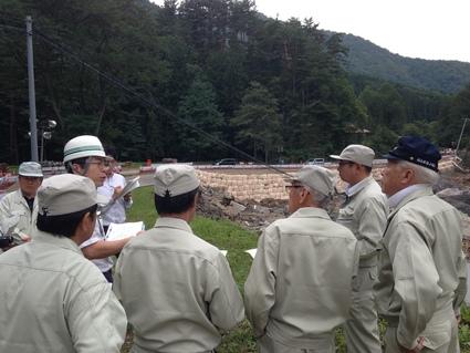 『 9.9豪雨災害 南会津現地調査 』_f0259324_12335710.jpg