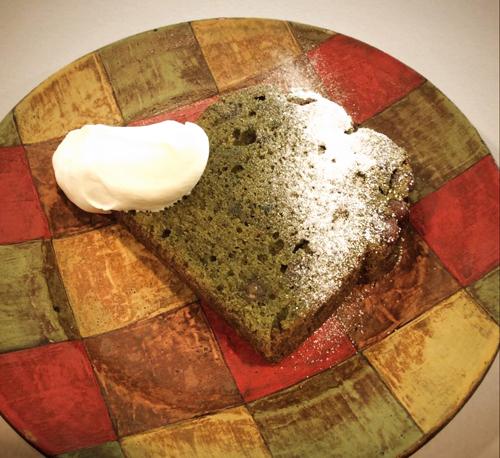 【チョコブラウニー】&【抹茶のパウンドケーキ】はじめました!_d0336740_05493216.jpg