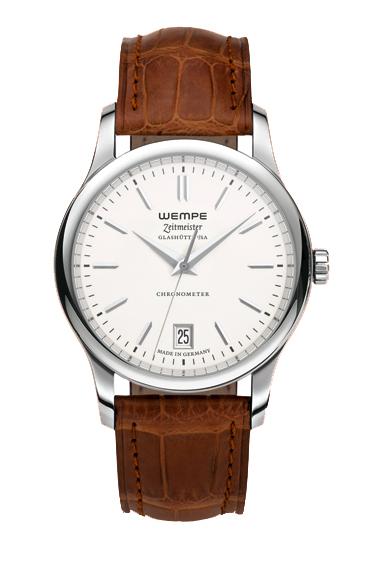 時計愛好家から注目を集めるドイツ時計文化を牽引するWEMPE【ヴェンペ】_f0039351_22282111.jpg
